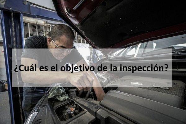 objetivo de la inspeccion